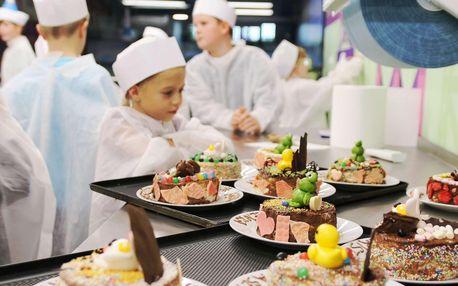 Workshop v čokoládovem zážitkovem centru Chocotopia v Průhonicich s ochutnávkou i vlastní výrobou