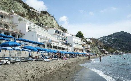 Itálie - Ischia letecky na 8 dnů, snídaně v ceně