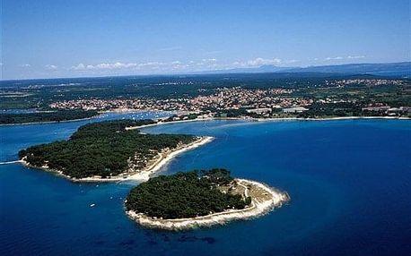 Chorvatsko - Medulin na 4-31 dnů