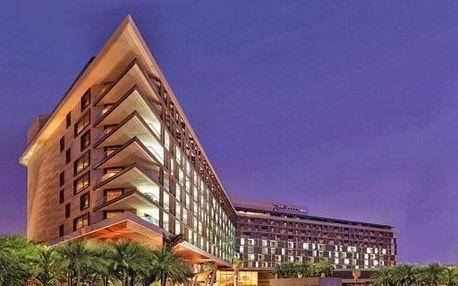 Spojené arabské emiráty - Abu Dhabi letecky na 5-15 dnů
