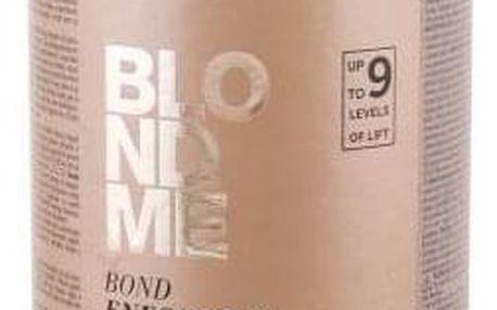 Schwarzkopf Professional Blond Me Bond Enforcing Premium Lightener 9+ 450 g zesvětlující bezprašný pudr pro ženy