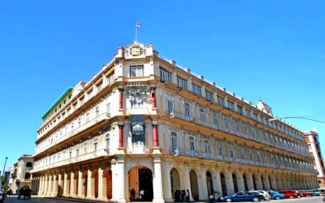 Kuba - La Habana (Havana) letecky na 9-14 dnů, snídaně v ceně