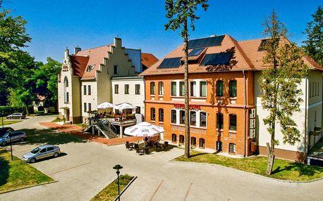 Wellness pohoda ve vinařské oblasti v Polsku