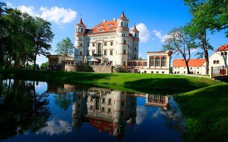 Lyžování v Polsku: Pałac Wojanów