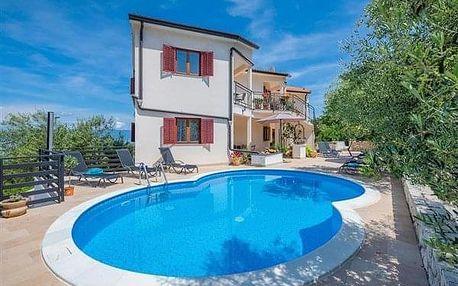 Chorvatsko - Istria na 5-8 dnů