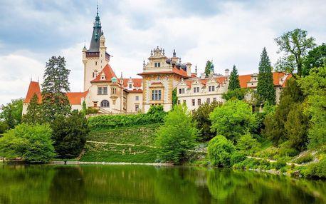 Pohodový odpočinek se snídaněmi na dosah Prahy