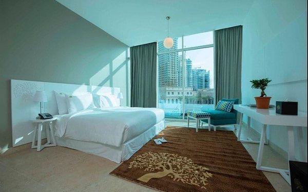 JANNAH PLACE DUBAI MARINA, Dubai, Spojené arabské emiráty, Dubai, letecky, bez stravy2