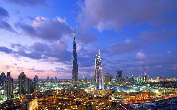 SHERATON GRAND HOTEL, Dubai, Spojené arabské emiráty, Dubai, letecky, plná penze2