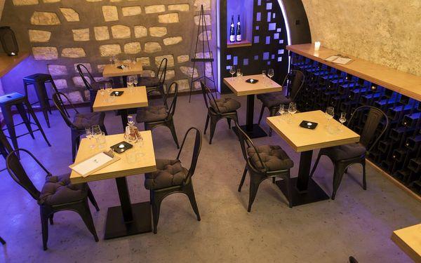6chodové menu & Signature aperitiv pro 2 osoby2