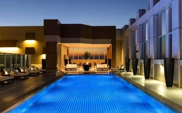 SHERATON GRAND HOTEL, Dubai, Spojené arabské emiráty, Dubai, letecky, plná penze4