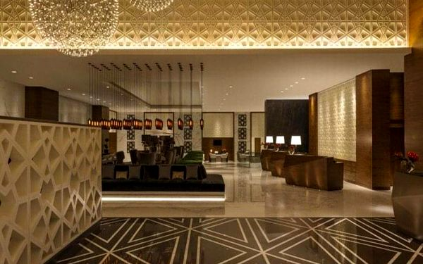 SHERATON GRAND HOTEL, Dubai, Spojené arabské emiráty, Dubai, letecky, plná penze5