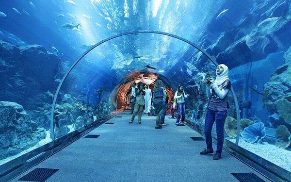 JANNAH PLACE DUBAI MARINA, Dubai, Spojené arabské emiráty, Dubai, letecky, bez stravy4