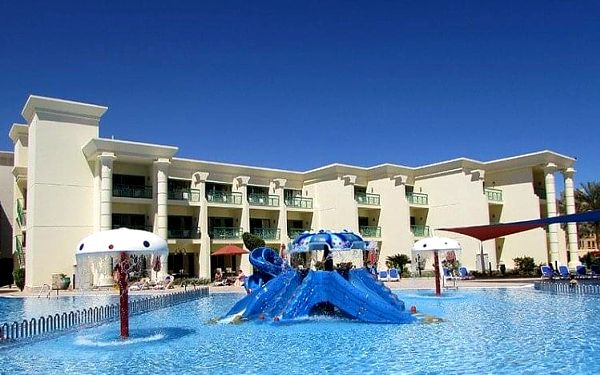 Hotel Swiss Inn Hurghada Resort (ex Hilton Hurghada Resort), Hurghada, Egypt, Hurghada, letecky, all inclusive3