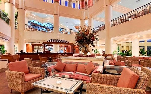Hotel Swiss Inn Hurghada Resort (ex Hilton Hurghada Resort), Hurghada, Egypt, Hurghada, letecky, all inclusive4