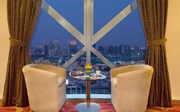 CITY SEASONS TOWERS, Dubai, Spojené arabské emiráty, Dubai, letecky, snídaně v ceně4