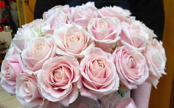Květinový box s mixem květin (malý)5