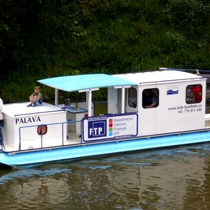 Strážnice, Jihomoravský kraj: Palava Hoseboat