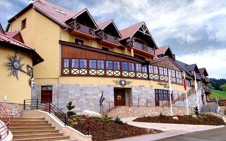 Lyžování v Polsku: Vital&Spa Resort Szarotka