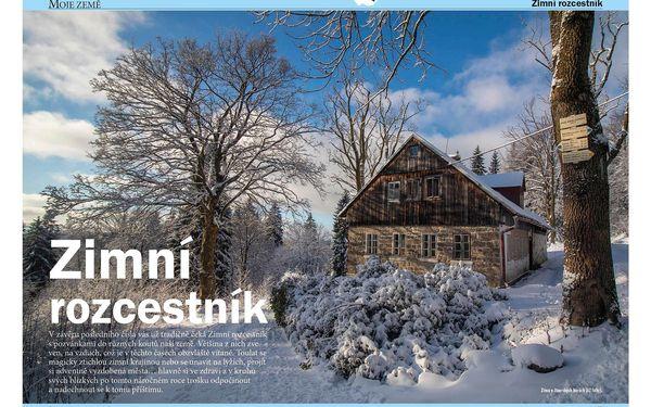 Roční předplatné časopisu Moje země + BONUS stejné číslo z minulého ročníku2