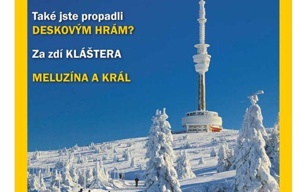 Roční předplatné časopisu Moje země + BONUS stejné číslo z minulého ročníku4