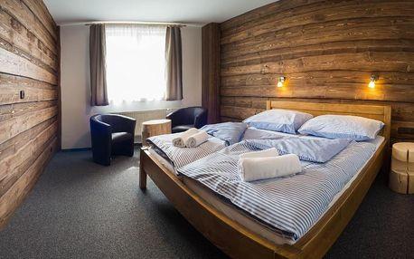 Šumava: Hotel Kristian 1000
