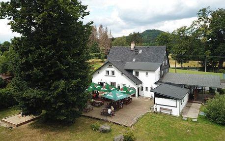 Národní park České Švýcarsko: Penzion Vlčárna