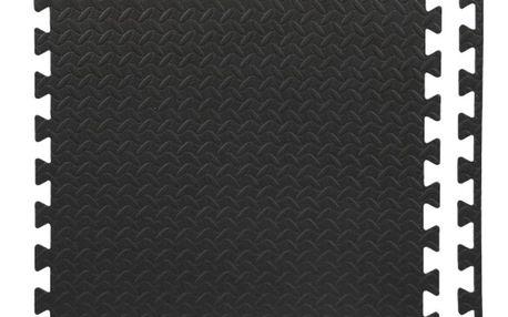 Podložka pod fitness stroje 60 x 60 x 1,2 - set