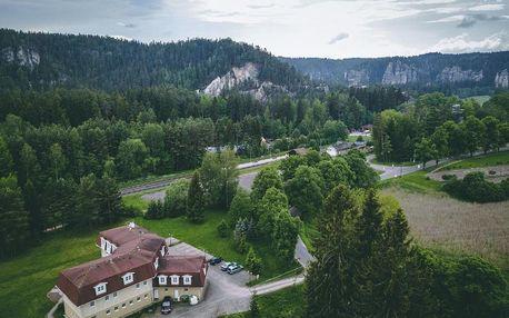 Krásy Broumovska: Hotel Adršpach Garni