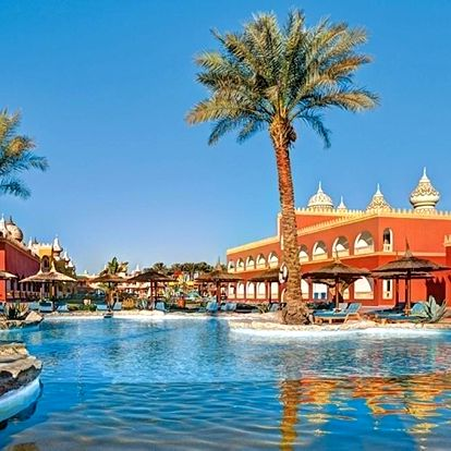 Egypt - Hurghada letecky na 1-23 dnů, all inclusive