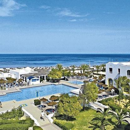 Tunisko - Djerba letecky na 1-23 dnů, ultra all inclusive