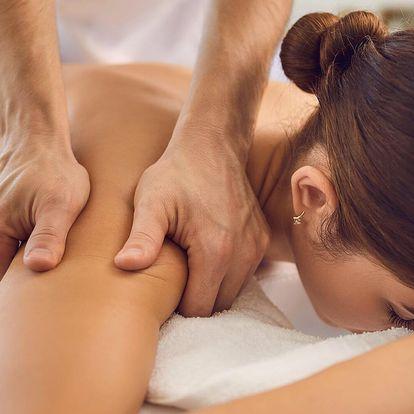 Blaho pro celé tělo: až 60 min. terapeutické masáže