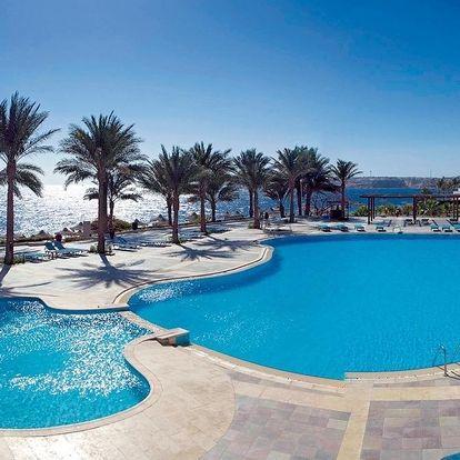 Egypt - Sharm el Sheikh letecky na 1-22 dnů, all inclusive