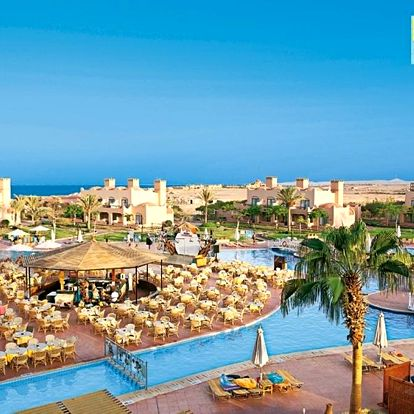 Egypt - Marsa Alam letecky na 1-22 dnů, all inclusive