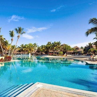 Dominikánská republika - Jižní pobřeží letecky na 1-12 dnů, all inclusive
