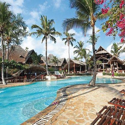 Tanzanie - Zanzibar letecky na 1-12 dnů, all inclusive
