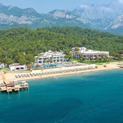 Turecko - Kemer letecky na 1-16 dnů, ultra all inclusive