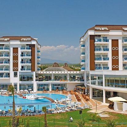Turecko - Side - Manavgat letecky na 1-16 dnů, all inclusive