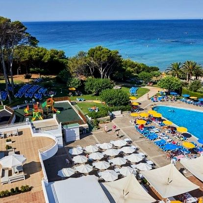 Španělsko - Menorca letecky na 1-15 dnů, all inclusive