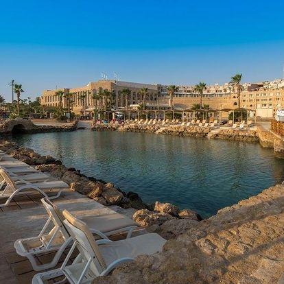 Egypt - Sahl Hasheesh letecky na 1-23 dnů, all inclusive