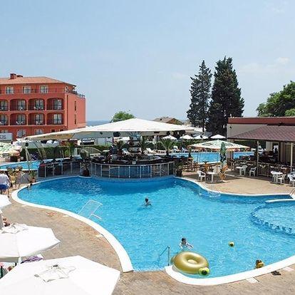 Bulharsko - Slunečné pobřeží letecky na 1-15 dnů, ultra all inclusive