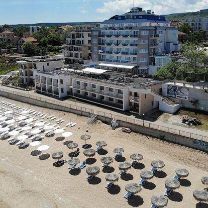 Bulharsko - Obzor letecky na 1-16 dnů, all inclusive