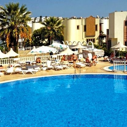Turecko - Bodrum letecky na 1-16 dnů, all inclusive