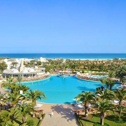 Tunisko - Djerba letecky na 1-23 dnů, all inclusive