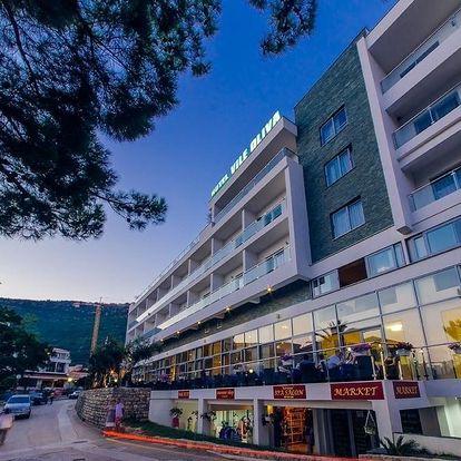 Černá Hora - Pobřeží letecky na 1-15 dnů, all inclusive