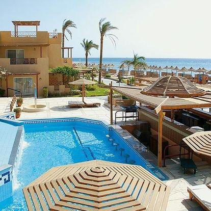 Egypt - Soma Bay letecky na 1-23 dnů, all inclusive