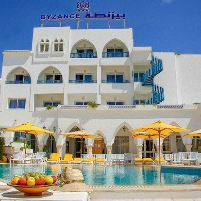 Tunisko - Nabeul letecky na 1-22 dnů, all inclusive