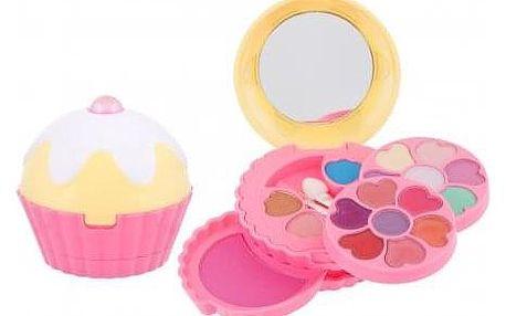 Martinelia Yummy! Cupcake 6,54 g dekorativní kazeta pro děti