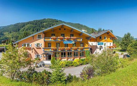 Rakousko - Salcbursko na 1-8 dnů, polopenze