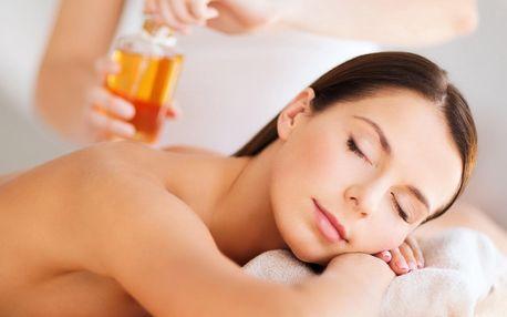Masáž konopným olejem: 30 či 50 min. pro 1 osobu