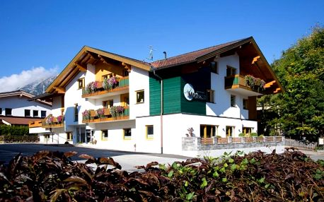 Rakouské Alpy: Apart Garni Montana